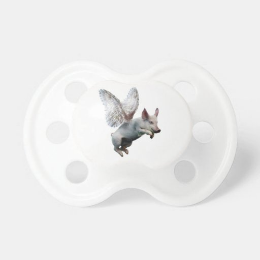 When Pigs Fly Pacifier
