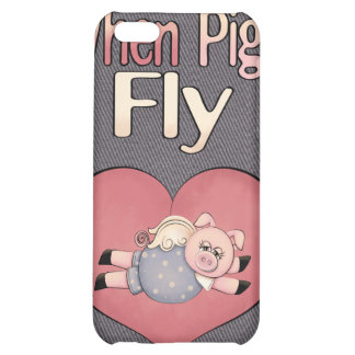 When Pigs Fly Fun Speck Case iPhone 4 iPhone 5C Cases