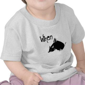 When pigs fly s tee shirt
