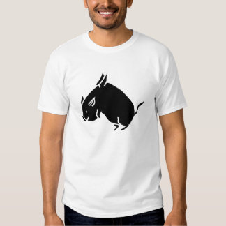 When pig's fly t-shirts