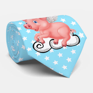 When Pigs Fly Tie