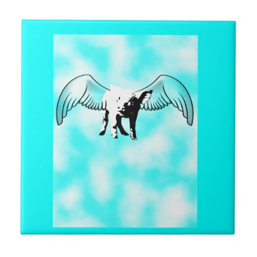 when pigs fly tiles
