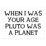 When Pluto