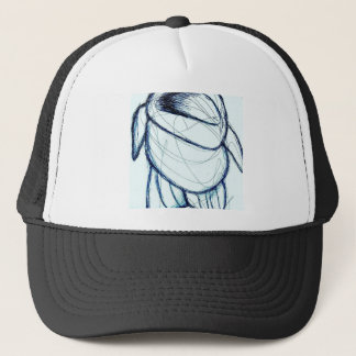 When robots are cute and for everybody it works trucker hat