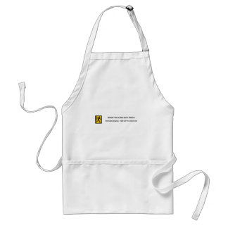 when-the-going-gets-tough-the-tough-get-going standard apron