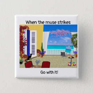 """""""When the muse strikes"""" button"""