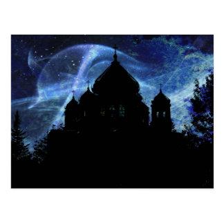 When The Night Comes Postcard
