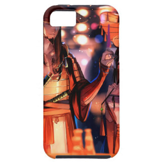 When Warriors Turn To Lovers iPhone 5 Case