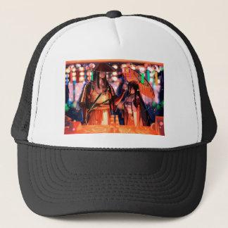 When Warriors Turn To Lovers Trucker Hat