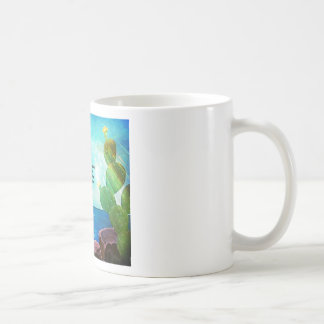 When We Are In Love Inspirational Quote Coffee Mug