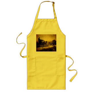 When Worlds Collide Long Apron