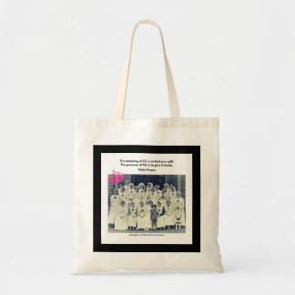 When You Have A Gift, Share It... Tote Bag
