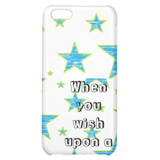 When you wish upon a star iPhone 5C covers