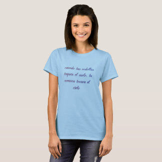 when your knees touch the ground, T-Shirt