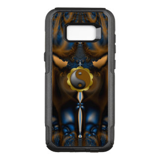 Where Demons Travel OtterBox Commuter Samsung Galaxy S8+ Case