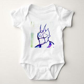 Where do I Stand by Luminosity Baby Bodysuit