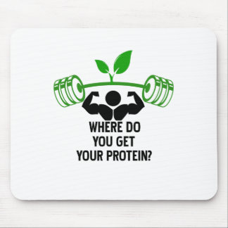 Where do you get your protein mouse pad