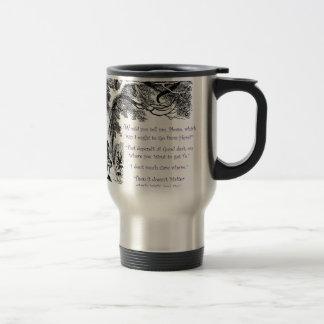 Where Do You Want To Go Travel Mug