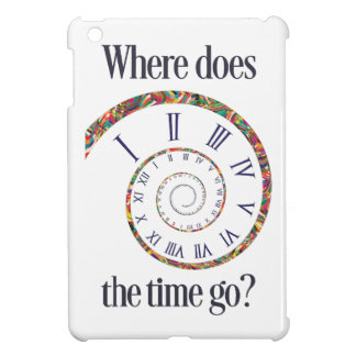 Where Does the Time Go? Case For The iPad Mini