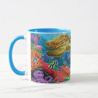 Where is Ariel? Coffee Mug