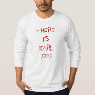 where is karl shirt