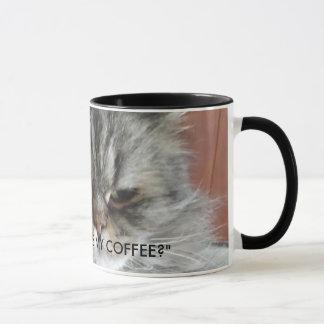 """""""WHERE IS MY COFFEE? MUG"""