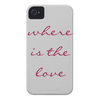 Where is the love grey\red iPhone 4 cases