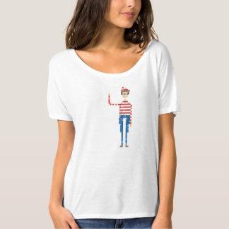 """Where is Waldo?"" T-shirt"
