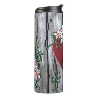 Where Love Grows Thermal Tumbler