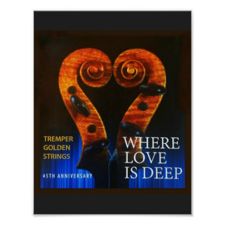 Where Love is Deep Poster
