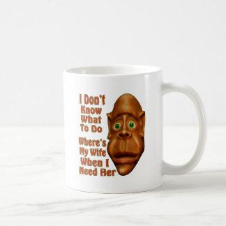 Where My Wife Coffee Mug