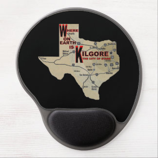 Where on Earth_Kilgore Gel Mouse Pad