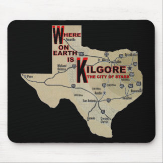 Where on Earth_Kilgore Mouse Pad