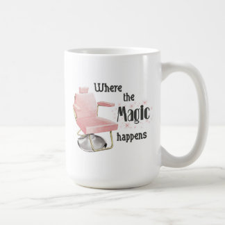 Where the Magic Happens Stylist Mug