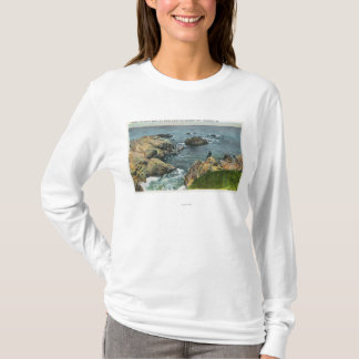 Where the Ocean Meets the Shore T-Shirt