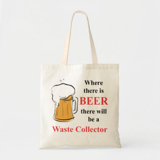 Where there is Beer - Waste Collector Bags