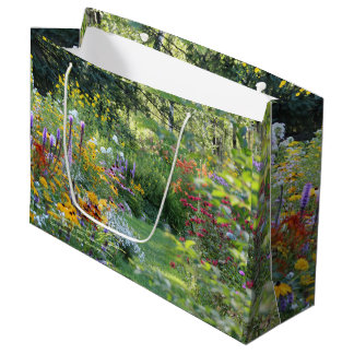 Where Three Gardens Meet Large Gift Bag