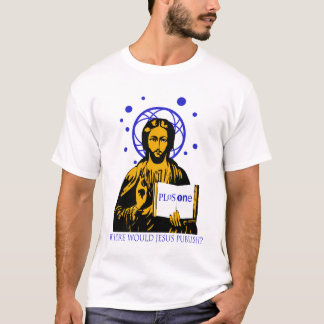 Where would jesus publish? T-Shirt
