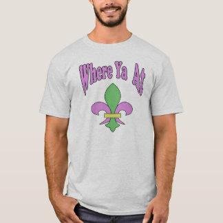 Where Ya At-NOLa T-Shirt
