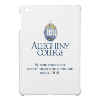 Where your best hasn't been good enough... cover for the iPad mini