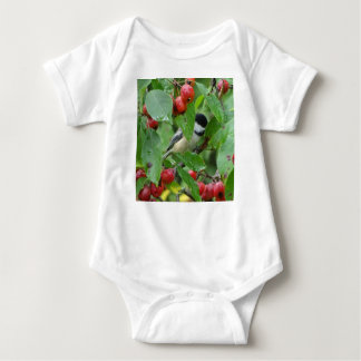 Where's Chickadee? Baby Bodysuit