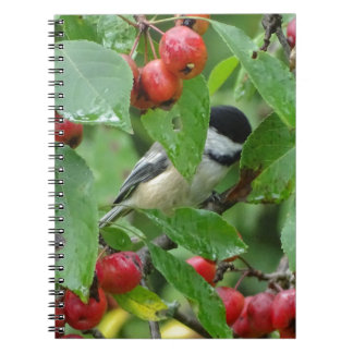 Where's Chickadee? Spiral Notebook