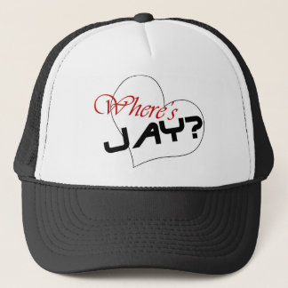 Where's Jay? Trucker Hat