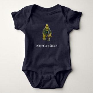 WHERE'S MY BINKIE?ZOMBIE BABYbodysuit Baby Bodysuit