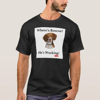 Where's Roscoe? T-Shirt