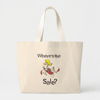 where's the sale bag