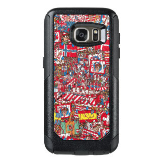 Where's Waldo Enormous Party OtterBox Samsung Galaxy S7 Case