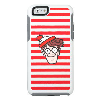 Where's Waldo Face OtterBox iPhone 6/6s Case