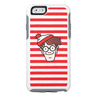 Where's Waldo Face OtterBox iPhone 6/6s Case