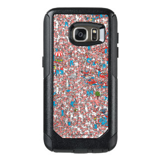 Where's Waldo Land of Woofs OtterBox Samsung Galaxy S7 Case